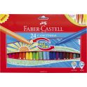Faber-Castell Набор фломастеров 24 шт