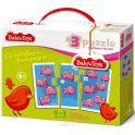 Baby Toys Пазл для малышей Складываем-вычитаем