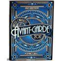 """Карты игральные """"Авангард. Edgy Brothers"""", цвет: синий. К-796"""