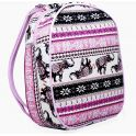 Рюкзак детский Слоны цвет розовый 1865946