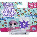 Littlest Pet Shop Набор фигурок Fluffy Catson & Kitty Von Grey-Cat mayor