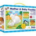 Galt Пазл Мама и малыш Домашние животные 1004858