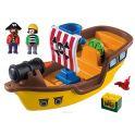 Playmobil Игровой набор Пиратский корабль
