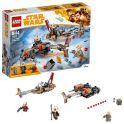 LEGO Star Wars 75215 Конструктор ЛЕГО Звездные Войны Свуп-байки