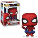 Funko 39403F Фигурка Funko POP! Bobble: Marvel: Spider-Man: Far From Home: Spider-Man (Hero Suit)