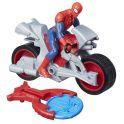 Hasbro Spider-Man B9705/B9994 Человек-паук на мотоцикле