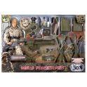 "World Peacekeepers MC90601 Игровой набор ""Пехотинец"" 1:6"