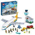 LEGO City 60262 Конструктор ЛЕГО Город Airport Пассажирский самолёт