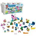 LEGO Unikitty 41455 Конструктор ЛЕГО Юникитти Коробка для творческого конструирования Королевство