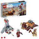 LEGO Star Wars 75265 Конструктор ЛЕГО Звездные войны Микрофайтеры: Скайхоппер T-16 против Банты