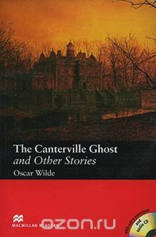 The Canterville Ghost and Other Stories: Elementary Level (+ CD-ROM)