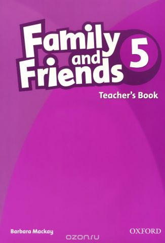Family and Friends 5: Teachers Book