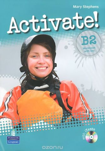 Activate! B2: Workbook with Key (+ CD-ROM)
