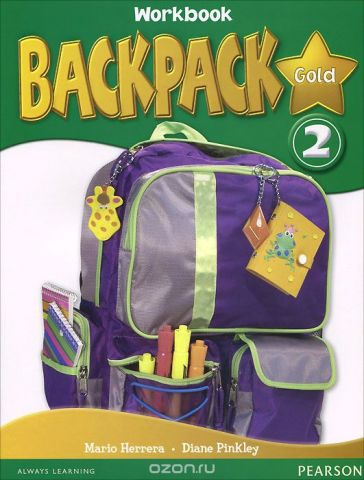 Backpack Gold 2: Workbook (+ CD)