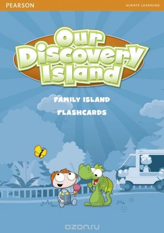 Our Discovery Island: Starter: Flashcards (набор из 64 карточек)