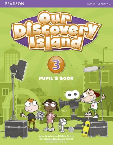 Our Discovery Island: Level 3: Pupil's Book (+ Access Code)