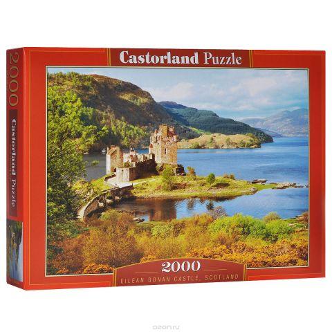 Побережье, Шотландия. Пазл, 2000 элементов
