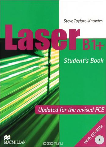 Laser B1+: Student's Book (+ CD-ROM)