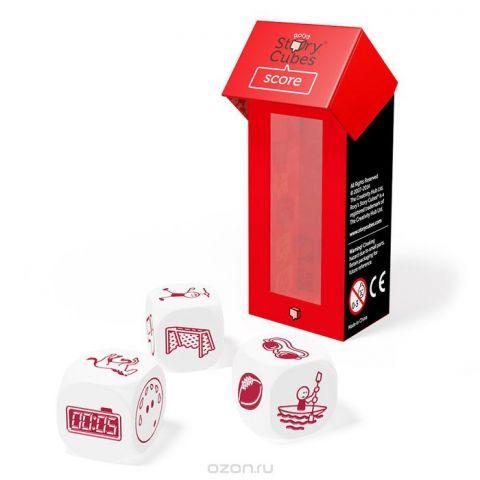 Story Cubes Игральные кубики Спорт дополнительный набор