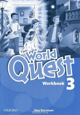 World Quest: Level 3: Workbook
