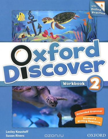 Oxford Discover 2: Workbook with Online Practice