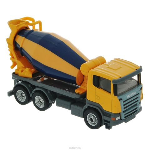 Siku Бетономешалка Scania