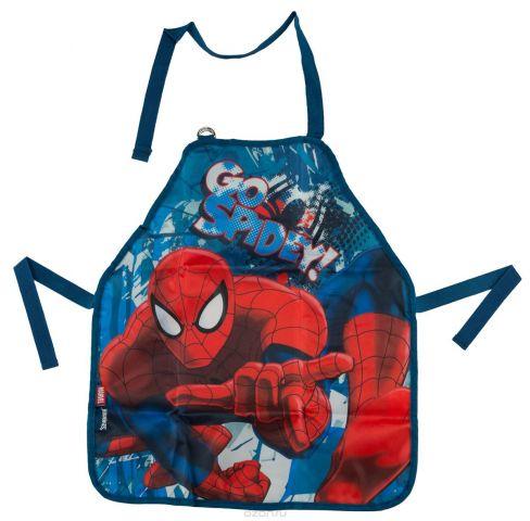 """Фартук для детского творчества """"Spider-Man Classic"""", цвет: синий. SMCB-MT1-029M"""