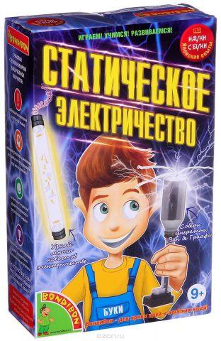 Bondibon Набор для опытов Статическое электричество