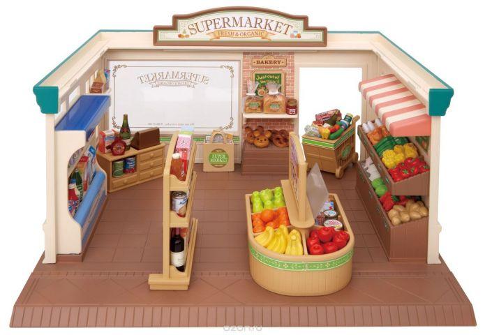Sylvanian Families Игровой набор Супермаркет
