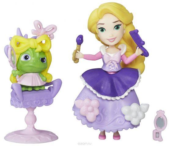Disney Princess Набор фигурок Rapunzel's Styling Salon
