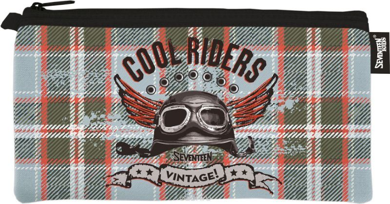 Seventeen Пенал Cool Riders