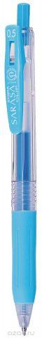 Zebra Ручка гелевая Sarasa Clip цвет светло-голубой