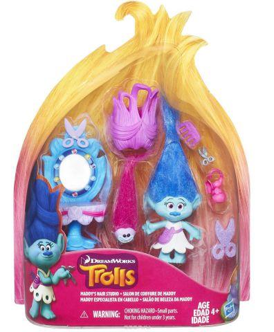 Trolls Игровой набор Парикмахерская Мэдди