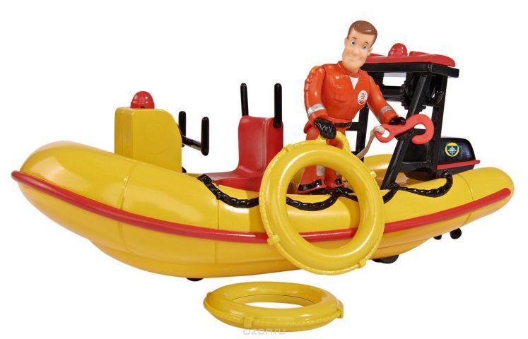 Dickie Toys Лодка спасателей Neptune