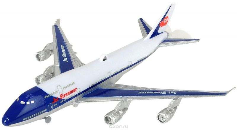 Dickie Toys Самолет подвесной к потолку