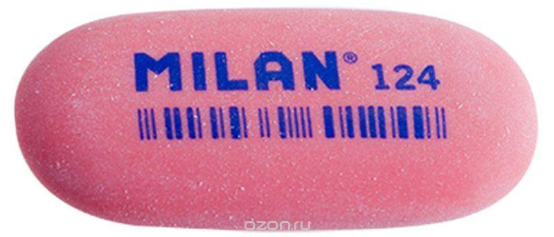 Milan Ластик 124 цвет красный