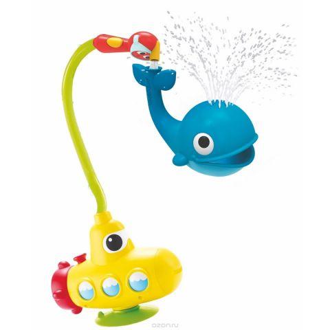 Yookidoo Игрушка-душ для ванной Подводная лодка и Кит