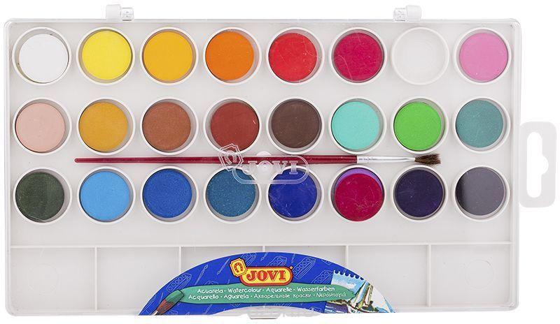 Jovi Акварель 24 цвета