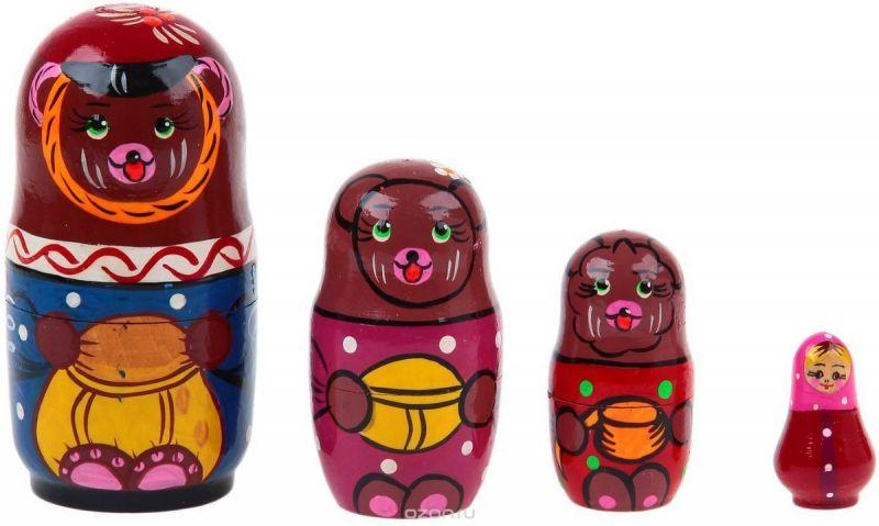 Sima-land Матрешка-сказка Три Медведя 1776017