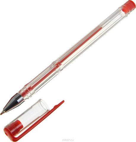 Ручка гелевая красная 1512096