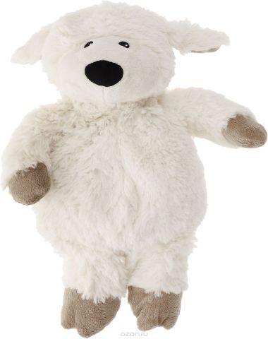 Warmies Мягкая игрушка-грелка Овечка цвет молочный