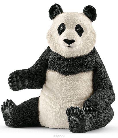 Schleich Фигурка Гигантская панда самка