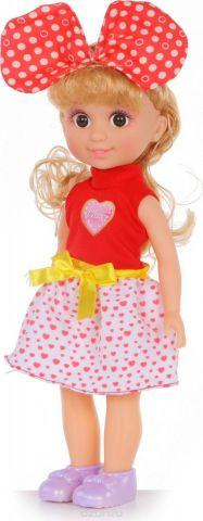 Yako Кукла Jammy блондинка цвет наряда красный белый