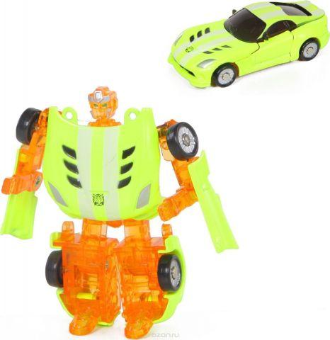 Yako Робот-трансформер цвет салатовый оранжевый Y3686095-2