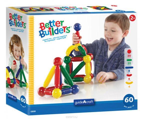 Guide Craft Конструктор Better Builders G8301