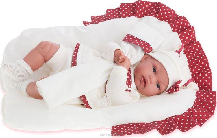 Juan Antonio Кукла озвученная Молли цвет одежды красный