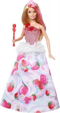 Barbie Кукла Dreamtopia Конфетная принцесса