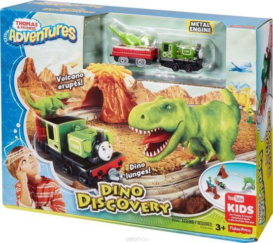 Thomas & Friends Железная дорога Парк динозавров