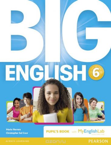 Big English 6 Pupil's Book and MyLab Pack