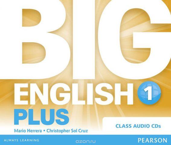 Big English Plus 1 Class CD